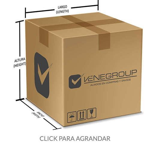 Medidas de un paquete - Venegroup Services