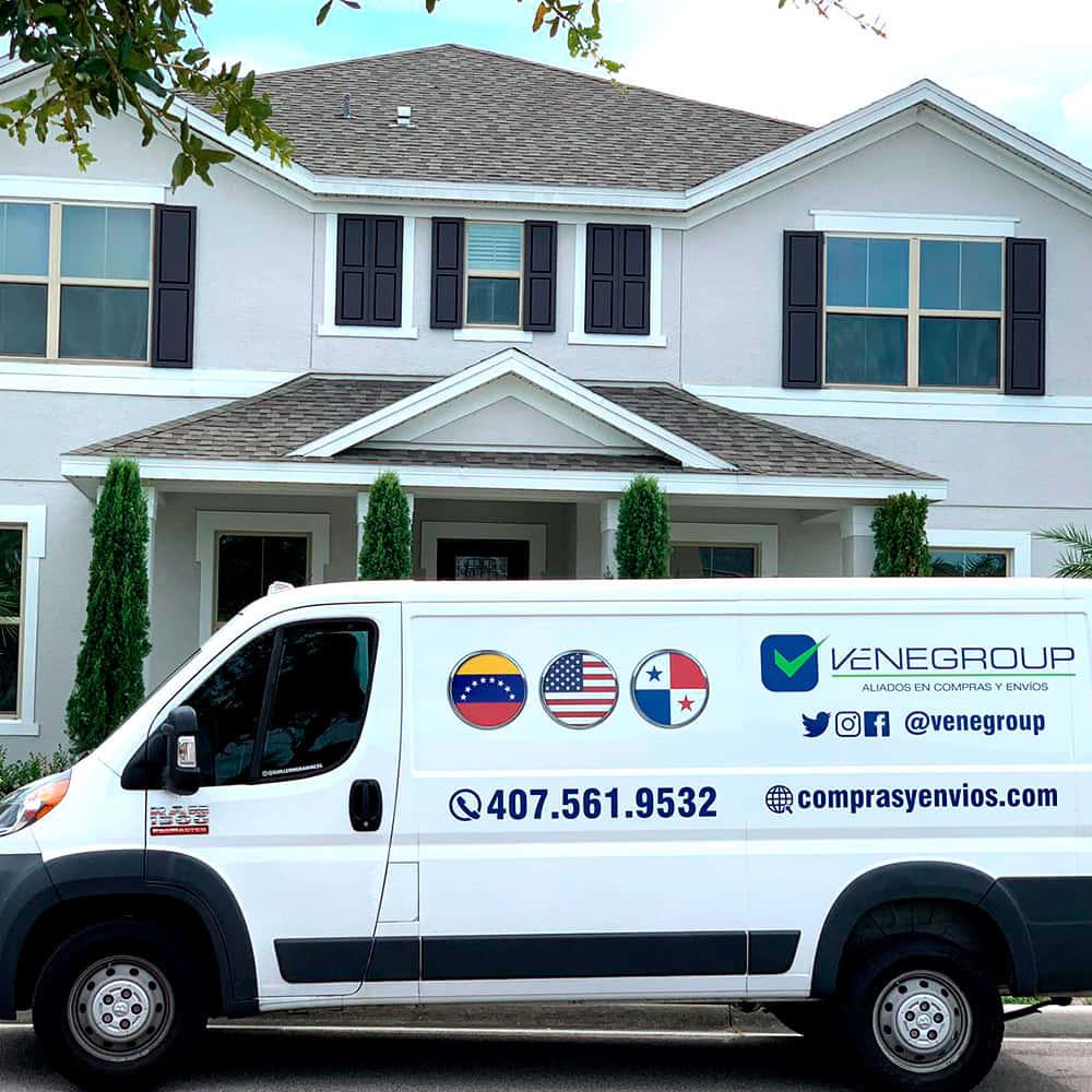 Búsqueda de Mercancía - Venegroup Services
